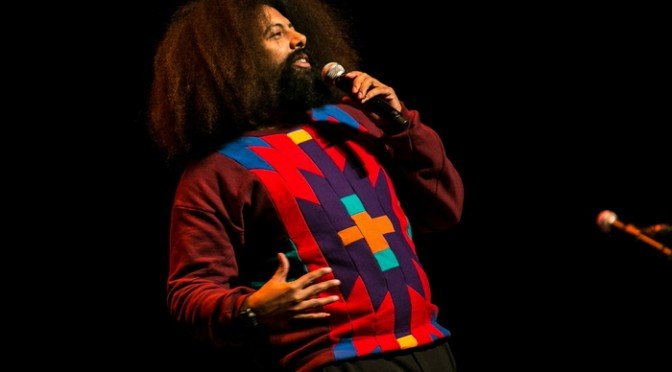 Photo Gallery | Reggie Watts @ The Forum, Melbourne – October 13, 2014