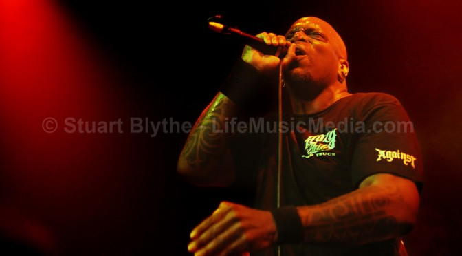 Photo Gallery | Sepultura @ The Hi-Fi, Brisbane – October 4, 2014