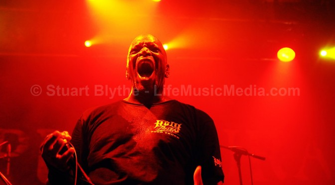 Live Review | Sepultura + Malakyte + In Death @ The Hi-Fi, Brisbane – October 4, 2014