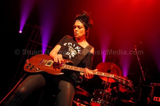 The Superjesus @ The Tivoli, Brisbane - 2014