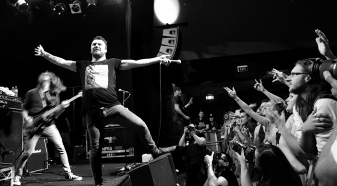 Photo Gallery | Say Anything @ Manning Bar, Sydney – October 18, 2014