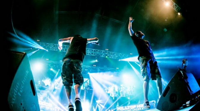 Photo Gallery | Hilltop Hoods + Thundamentals + K21 @ Newcastle Entertainment Centre – October 31, 2014