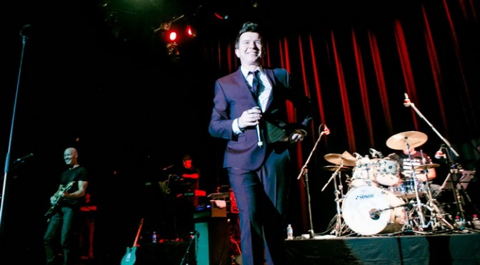 Photo Gallery | Rick Astley @ Revesby Workers Club – November 19, 2014