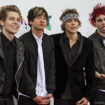 5 Seconds Of Summer - ARIA Awards 2014