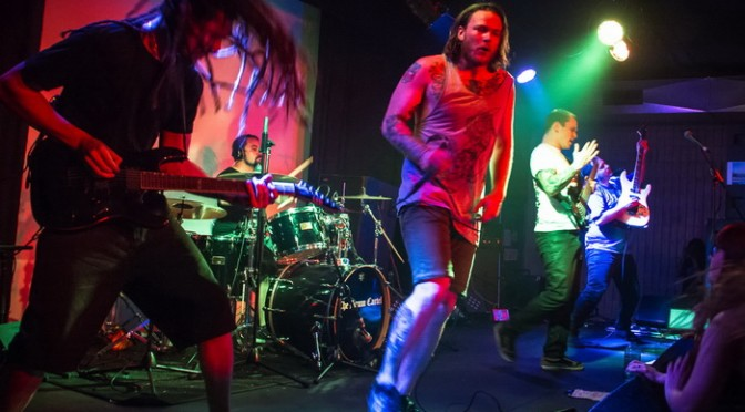 Photo Gallery | Bound For Ruin + Guards of May @ New Globe Theatre, Brisbane – November 1, 2014