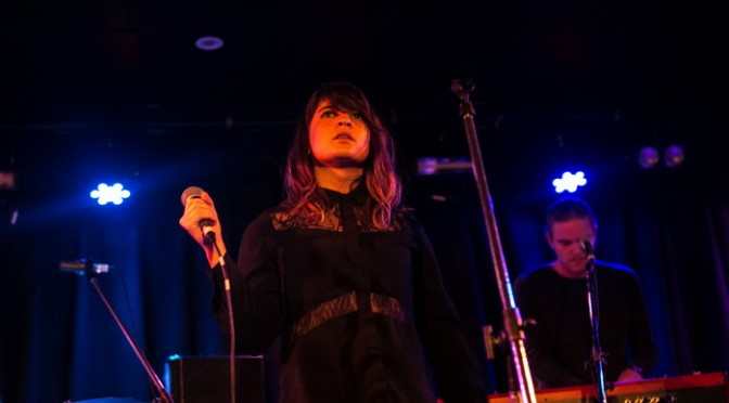 Photo Gallery | Little May + Winterbourne @ Northcote Social Club – November 21, 2014