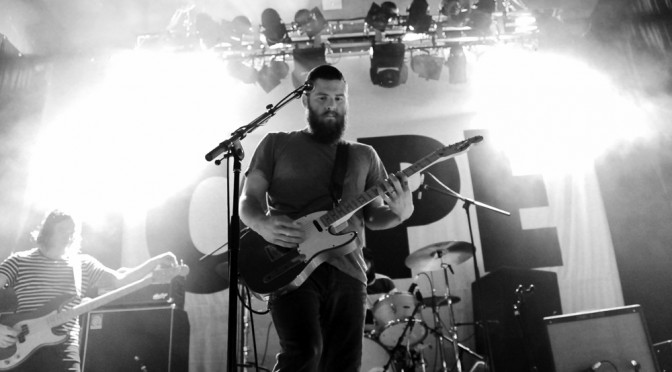 Photo Gallery | Manchester Orchestra @ The Hi-Fi, Brisbane – November 12, 2014