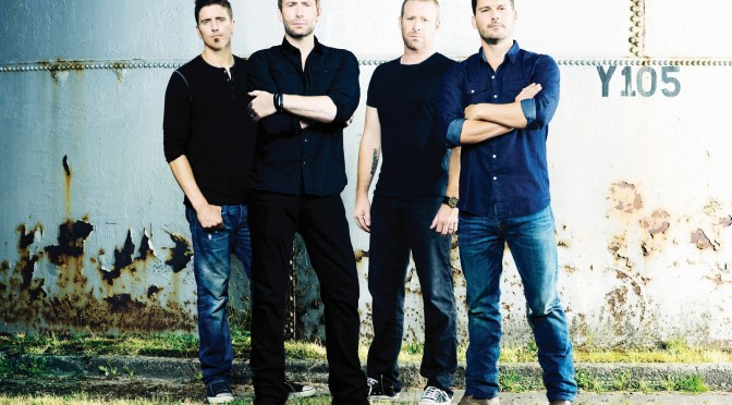 Live Review : Nickelback at Newcastle Entertainment Centre – May 23, 2015