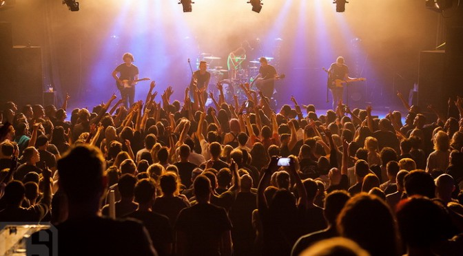 Live Review – Dead Letter Circus + Sleepmakeswaves at Metro Theatre, Sydney – December 19, 2014