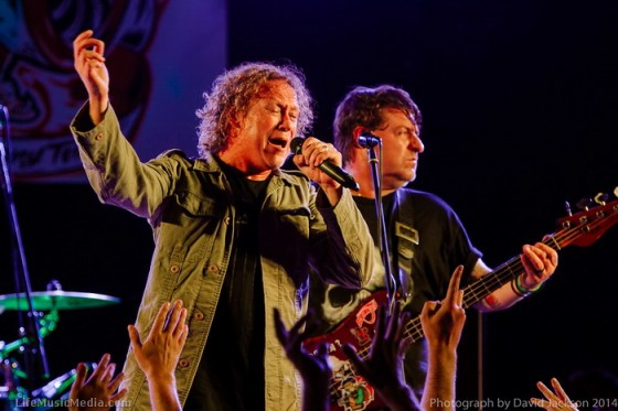 The Screaming Jets at Wyong Leagues Club