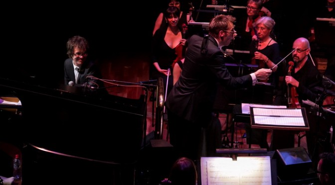 Photo Gallery – Ben Folds and the Melbourne Symphony Orchestra at Hamer Hall Melbourne – December 20, 2014