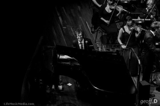 Ben Folds and the Melbourne Symphony Orchestra at Hamer Hall Mel