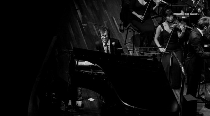 Live Review – Ben Folds and the Melbourne Symphony Orchestra at Hamer Hall Melbourne – December 20, 2014