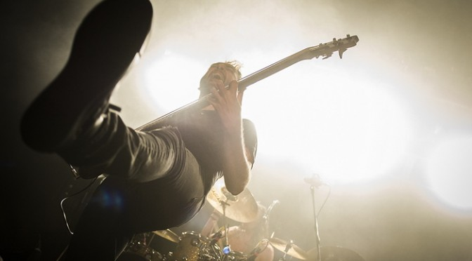 Photo Gallery – Dead Letter Circus + Sleepmakeswaves + Voyager at The Hi-fi, Brisbane – December 18, 2014