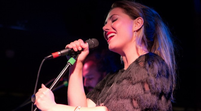 Photo Gallery | Ella Hooper @ Ding Dong Lounge, Melbourne – December 6, 2014