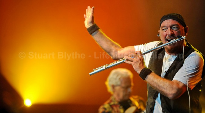 Live Review – Ian Anderson at the Palais Theatre, Melbourne – December 15, 2014