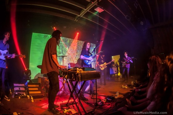 King Gizzard & The Lizard Wizard @ Howler, Melbourne
