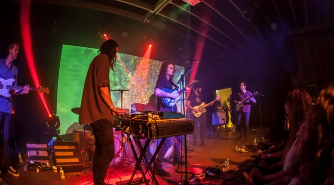 Live Review | King Gizzard & The Lizard Wizard @ Howler, Melbourne – December 6, 2014