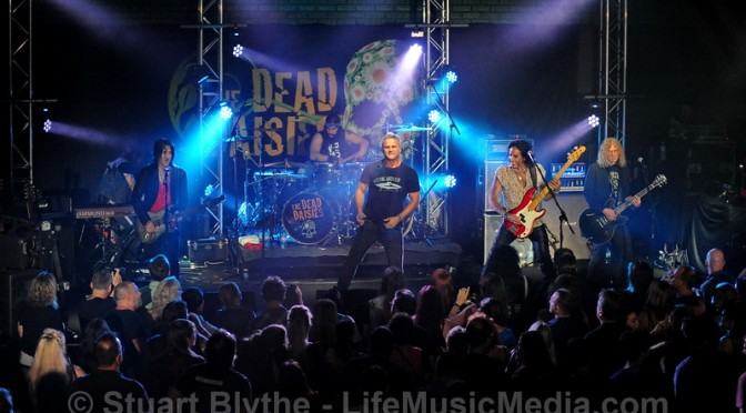 Photo Gallery | The Dead Daisies @ The Triffid, Brisbane – December 5, 2014