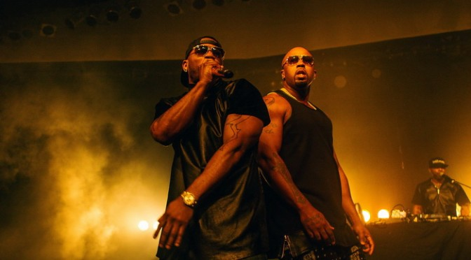 Live Review : NELLY + B.O.B at Newcastle Panthers – January 9, 2015
