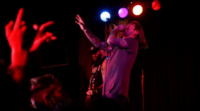 Photo Gallery : Every Time I Die + Touche Amore at Corner Hotel, Melbourne – January 16, 2015