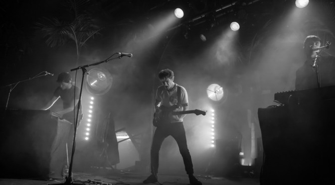 Glass Animals at The Hi-Fi, Melbourne - January 10, 2015