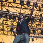Joey Bada$$ at Field Day 2015 - Sydney, Australia