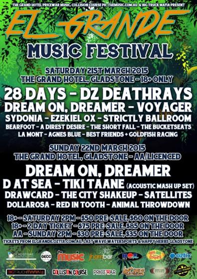 El Grande Festival
