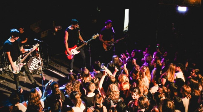 Photo Gallery | With Confidence at Metro Theatre, Sydney on February 7, 2015