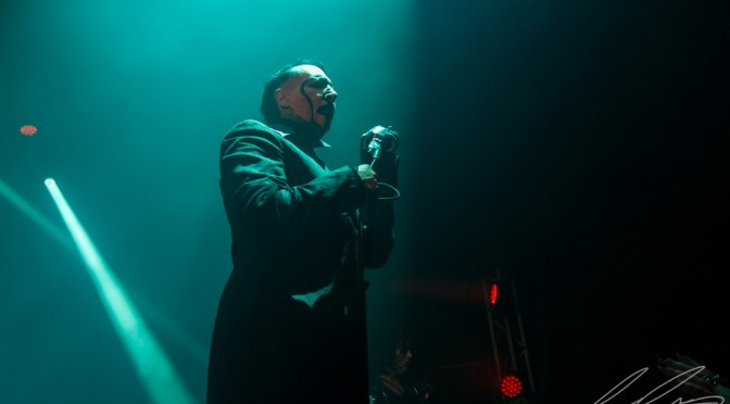 Live Review : Marilyn Manson at Enmore Theatre, Sydney – February 25, 2015