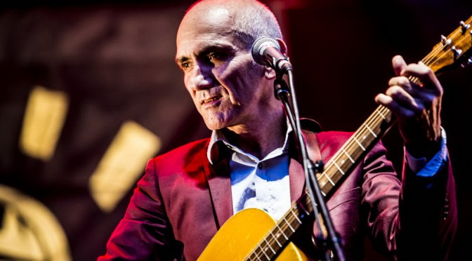Paul Kelly at Melbourne Zoo Twilights