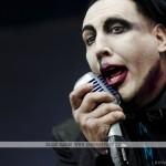 Marilyn Manson at Soundwave Festival 2015 - Melbourne