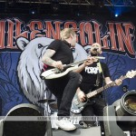Millencolin at Soundwave Festival 2015 - Melbourne