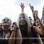 Crowd at Soundwave Festival 2015 - Melbourne