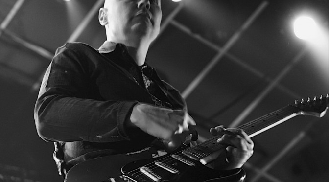 Live Review :  Smashing Pumpkins + Gerard Way + One OK Rock – The Big Top, Luna Park – Sydney – 25 February 2015