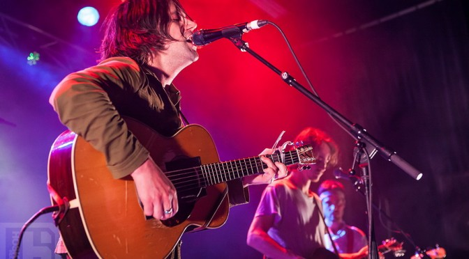 Conor Oberst + The Felice Brothers at Metro Theatre, Sydney