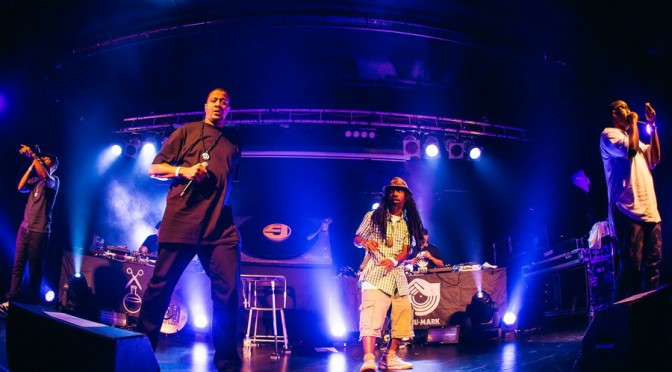 Live Review : Jurassic 5 at Newcastle Panthers – March 26, 2015