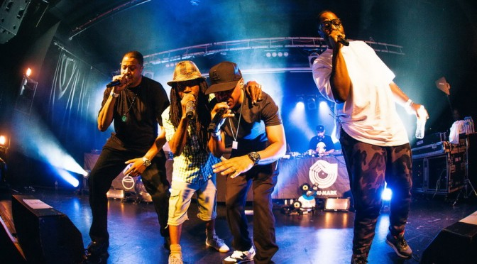 Photo Gallery : Jurassic 5 at Newcastle Panthers – March 26, 2015