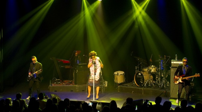 Photo Gallery : Macy Gray at The Tivoli, Brisbane – March 14, 2015