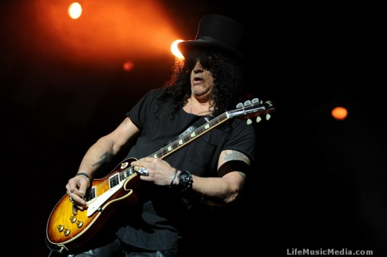 Slash at Soundwave Festival 2015 - Brisbane
