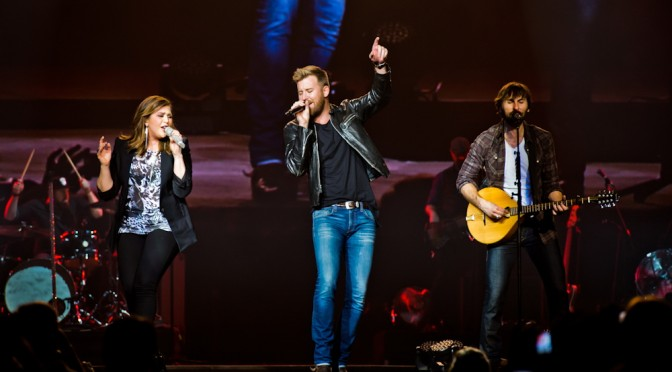 Photo Gallery : Lady Antebellum at Qantas Credit Union Arena, Sydney – March 15, 2015