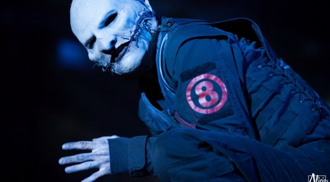 Slipknot at Soundwave Festival 2015 - Sydney