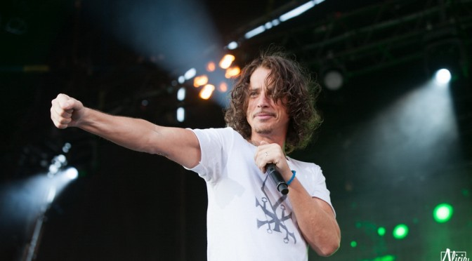 Soundgarden at Soundwave Festival 2015 - Sydney