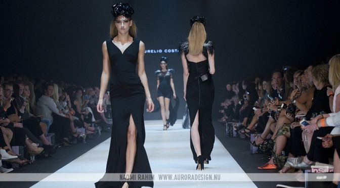 VAMFF -  Runway 7 presented by Instyle - Aurelio Costarella - Ma