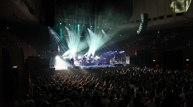 Photo Gallery : Mogwai at the Sydney Opera House – March 2, 2015