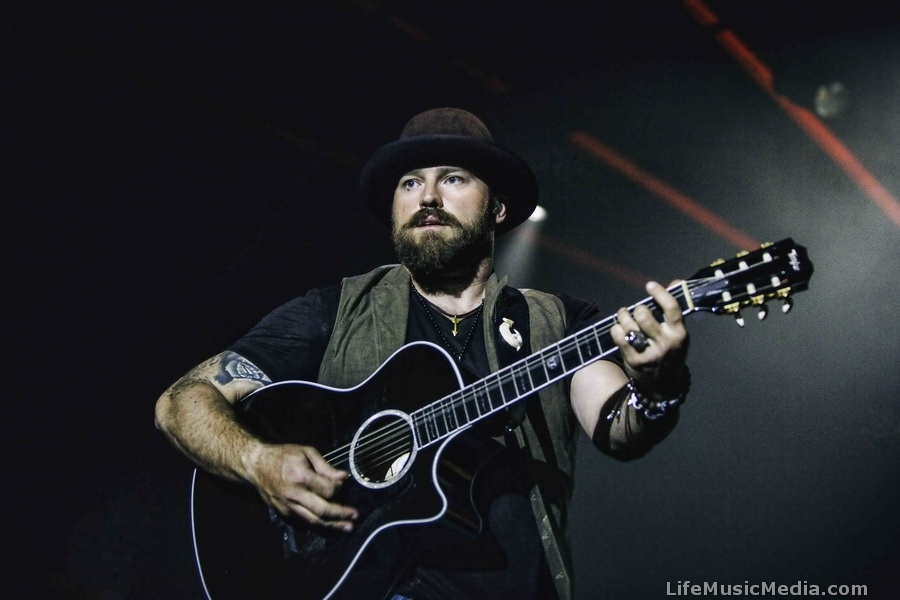 Zac Brown Band at Hordern Pavilion, Sydney - Australia