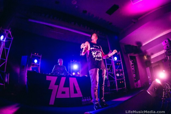 360 at The Doylo, Central Coast - April 26, 2015