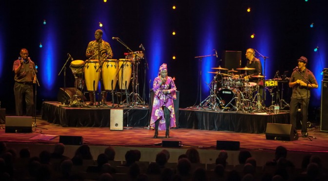Photo Gallery : Angelique Kidjo at Melbourne Recital Centre – April 10, 2015