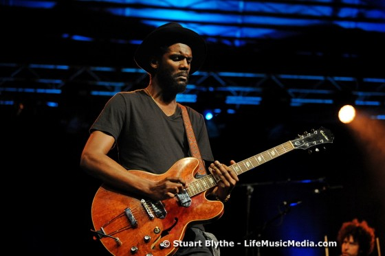 Gary Clark Jr at Bluesfest Byron Bay 2015