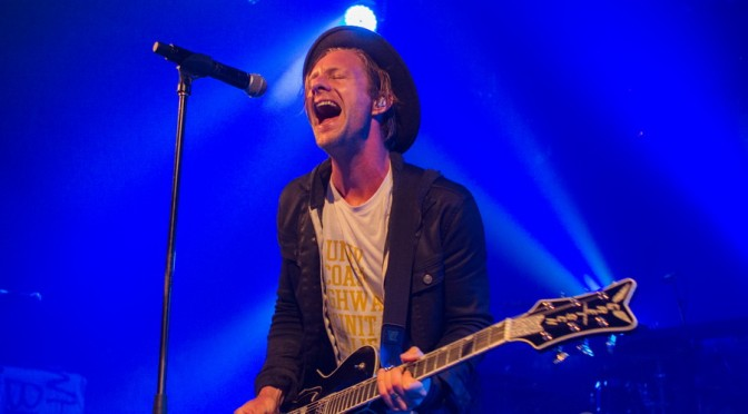Photo Gallery : Switchfoot + Antiskeptic at 170 Russell, Melbourne – March 31, 2015
